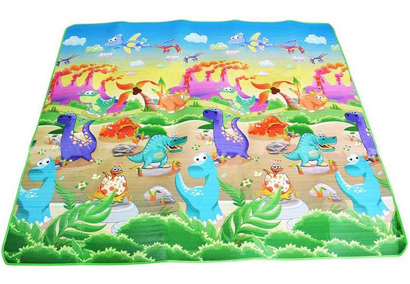 0.5cm Double Side Baby Play Mat Eva Foam Developing Mat for Children Carpet Kids Toys Gym Game Rug Crawling Gym Playmat Gift 10