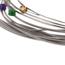 Professional  RX17 Electric Guitar Strings (.010-.046) 8% Nickel Alloy Extra Light Imported Material Guitar Accessories