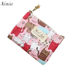 Women Girls Cute Fashion Snacks Coin Purse Wallet Bag Change Pouch Key Holder Zipper Women Wallet Billeteras Para Mujer Carteira(China)