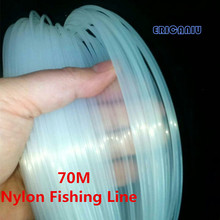 9-5621LB 70M 0.30-3.0mm Nylon Fishing Line 2017 Hot Super Strong Monofilament Nylon Line Good for Boat FishingKastKin(China)