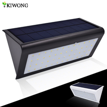 48 LED Solar Motion Sensor Lights 800lm Super Bright Wireless Security Outdoor Garden Solar Lamp Light With 4 Intelligent Modes(China)