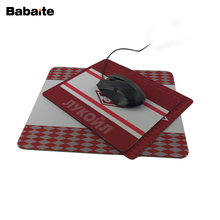Genuine Original Babaite Diy Custom Spartak Moscow badge Mouse pads Table Mat For PC Laptop pad Mouse Cheap Mouse Pads