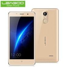 Leagoo M5 5.0 inch 3G Smartphone MTK6580A Android 6.0 Quad Core 2GB RAM 16GB ROM Mobile Cell Phone Fingerprint Dual SIM WiFi