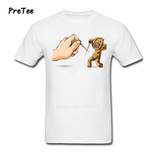 Fencing Voodoo Boy T Shirt Cotton Short Sleeve Round Neck Tshirt Garment Guy 2017 High Quality T-shirt For Men(China)