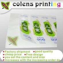 Customized label ,LOGO coated paper,thermal,  waterproof,  PET, PVC, PP, PE, synthetic paper ,(tags) sticker label printing,