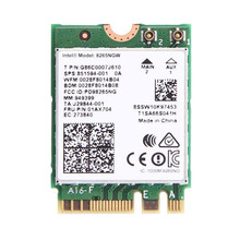 New Dual Band Wlan For Intel 8265NGW Wireless-AC 8265 NGFF 802.11ac 867Mbps 2x2 WIFI 802.11ac Wi-Fi + Bluetooth 4.2 Card 2.4G/5G(China)