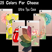 For Huawei P8Lite Silicon Phone Shell Cover For Huawei P8 Lite 5'' Case Cases Colorful Fishs Leopard Print Top Fashion Popular