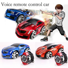 New voice car high - speed car drift intelligent voice - activated remote control car voice control toy car children 's toys