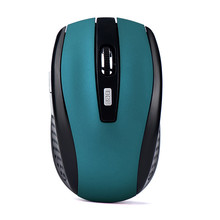 Best Price 2.4GHz Wireless Gaming Mouse USB Receiver Pro Gamer For PC Laptop Desktop
