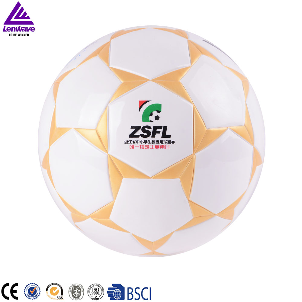 High Quality PU Soccer Ball ball football size 5 Champions League Official Match Ball(China (Mainland))