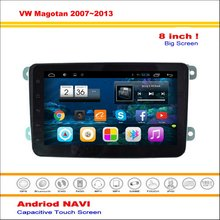 Car Android Navigation System For Volkswagen VW Magotan / Sagitar 2006~2013 Radio Stereo Audio Video Multimedia No DVD Player