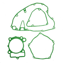 Motorcycle Engine Crankcase Cylinder Gasket Kit for Kawasaki KX250F 2004 2005 2006 2007(China)