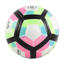 2016-17 Premier League Soccer Ball High Quality PU Seamless Football Ball Official Size 5 Slip Resistant Match Training Ball