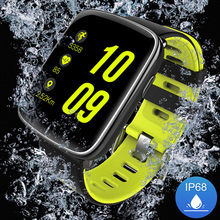 GV68 Smart Watch Waterproof Ip68 Heart Rate Monitor Bluetooth Smartwatch Swimming Replaceable Straps IOS Android Phone - E-Best Life store