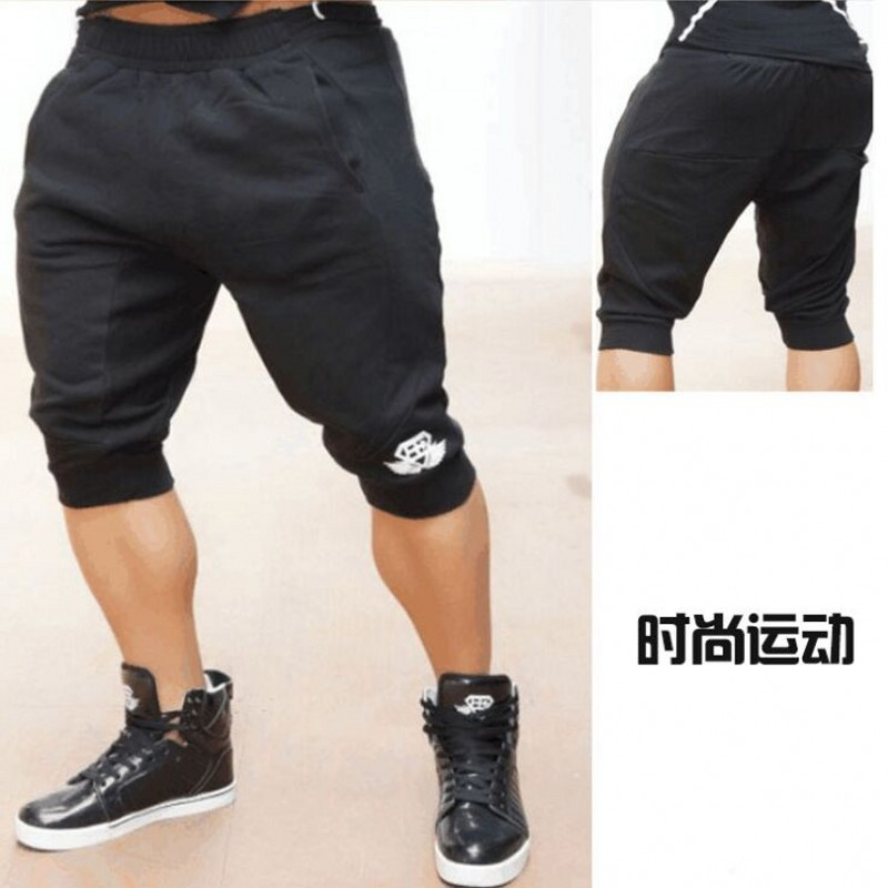 2016 the latest version of Body Engineers and fitness shorts shorts Slim thin section breathable M-XXL(China (Mainland))