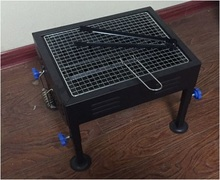 Small japanese charcoal bbq grill,thermostability bbq oven