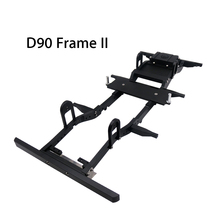 New 1:10 RC Crawler RC4WD Gelande II Defender D90 Metal Chassis Kit D90 Frame Parts