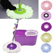 360 Degree Rotation Mophead Floor Sweeper Household Supplies Bucket Durable