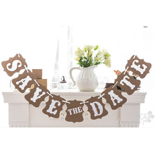 MR & MRS Banner Wedding Party Decoration Bunting Garland Banner Wedding Garland Wedding Decoration Party