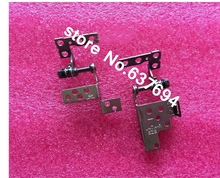 100% Original Laptop LCD/LED Left&Right Hinges for Asus U47 U47A Notebook LCD/LED Monitor Aixs