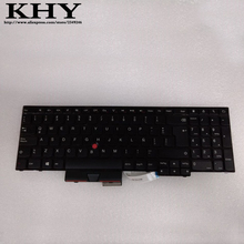 New original  LAS Latin keyboard 04Y0193 04Y0230 04Y0267 04Y0304 For Lenovo Thinkpad E530 E530C E535 E545  Series