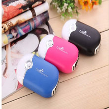 Portable Hand Held Desk Mini  Air Conditioner Humidification Cooler Cooling Fan