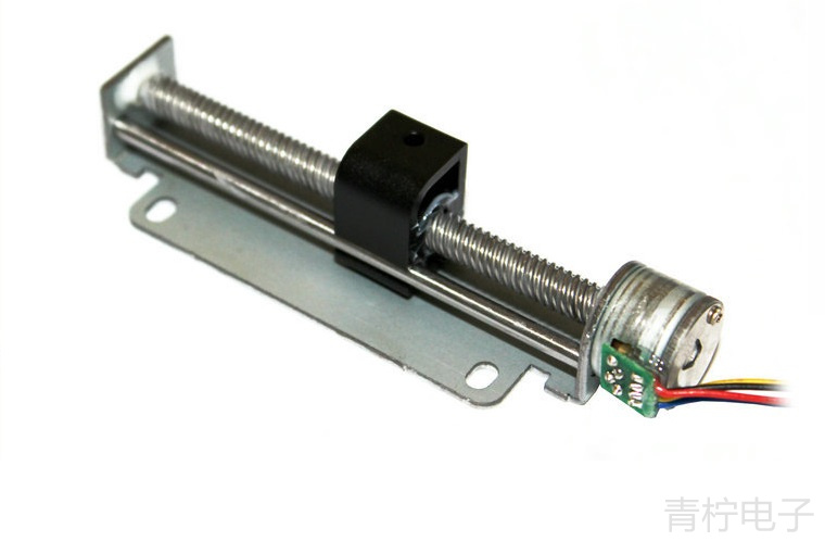 Micro Stepping Motor, Sliding Table, Stepping Motor, Screw Rod, 15mm<br>