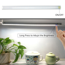 ITimo USB LED Desk Lamp DC 5V for Book Reading Study Office Work LED Strip Light Bar Home Lighting Night Light Touch Table Light(China)