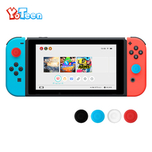Buy 4Pcs Anti-slip Nintend Switch Thumb Sticks Grips Cover Case Nintendo Switch NS NX Thumb Joystick Grips Caps Accessories for $3.57 in AliExpress store