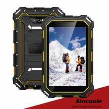 7 inch IP68 android 4.4 rugged tablet pc, glonass rugged tablet