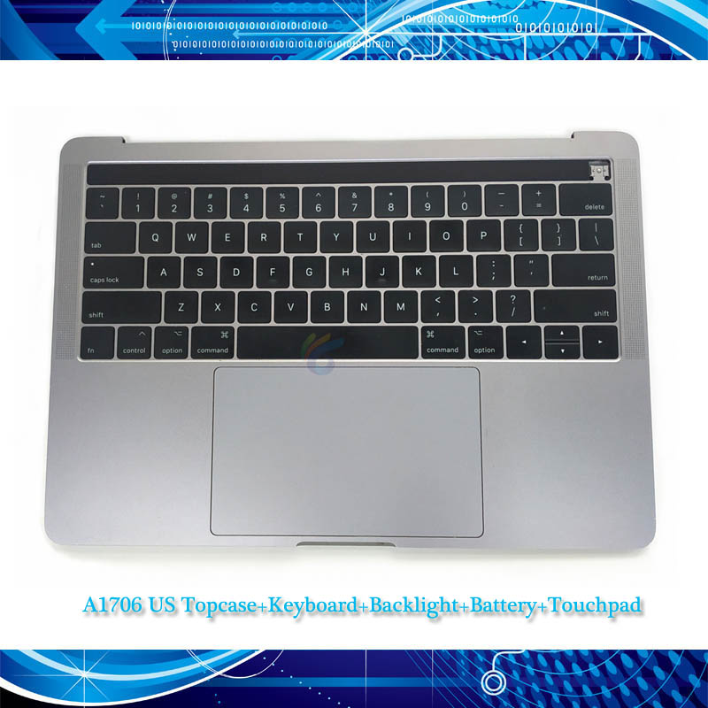 MacBook Pro Retina a1706 13,3 Keyboard 2016 2017 German Keyboard With Backlight