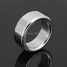 Buy SODANDY Cock Rings Male Stainless Steel Chastity Small Penis Rings Metal Cockring Bondage Penis Delay Ring Erection Ring Sex Toy