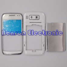 BaanSam New For Nokia E72 New High Quality Phone Housing Case Replacement Parts With Side Buttons No Keyboard