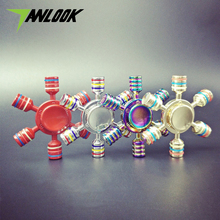 Buy TanLook Metal Hand Spinner Finger Spiner Fidget Spinner Stres Figit Top Toy game Handspinner Figet spinners for $2.93 in AliExpress store