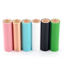 E-XY SMPL mod 18650 mech Mod Mechanical box Mod black white copper brass le petit gros praxis apollo paragon