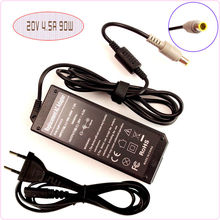 For IBM / Lenovo / Thinkpad 3000 C100 C200 N100 N200 V100 Laptop Netbook Ac Adapter Power Supply Charger 20V 4.5A(China)