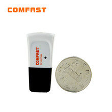 100pcs Comfast 150Mbps Ralink RT5370 Mini usb wifi wireless lan network card adapter wifi transmitter dongle adaptor CF-WU720N