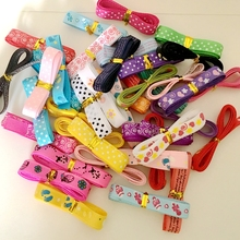 "10Y 3/8"" Mix Style Printing Grosgrain Ribbon Bows Wedding Party Deco Craft"
