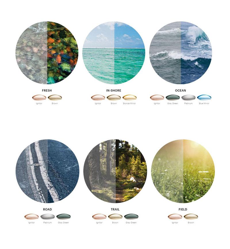 نظارات شمسية للرجال وللسيدات بالوان عصرية جميلة 13