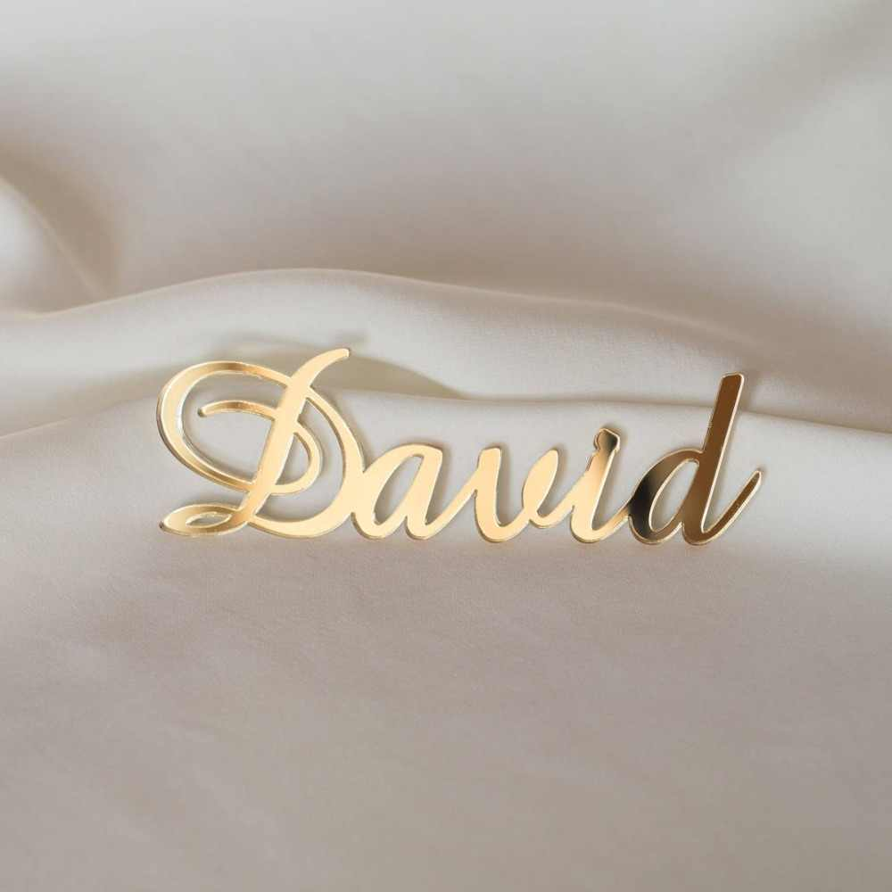 Название золотого цвета
