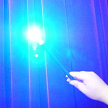 Super Flash Wand -White Light - Magic Trick,Fun Close Up ,Mentalism,Stage Magic props,Accessories,Three color optional
