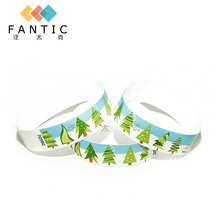 New arrival paper collar,entrance wristband,fancy wrist band,festival bands,updated cheap custom slap wristbands