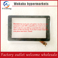 "A11020700067-v08 7"" Tablet PC Touch Screen A11020700067_V08_(2) Capacitive Touch Screen LCD Touch Panel Digitizer For Pipo S1"