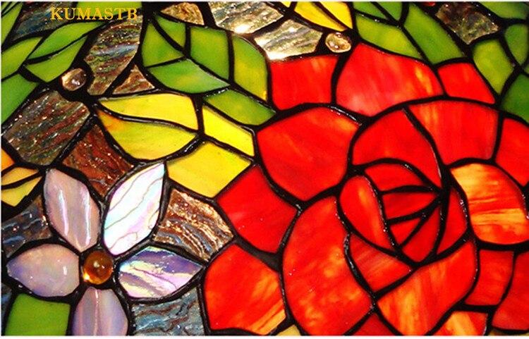 Tiffany Rose Lamp 20