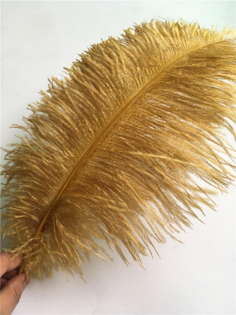 Al por mayor 10-100 hermosas plumas de pato natural 13-18 cm Decoración Accesorio