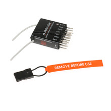 Replacement Microlite Surface Receiver for Spektrum and JR DSM2 DX7 DSX7 DX6I DSX9 aircraft transmitters(China)