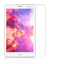 "9H BEST Tempered Glass film for Huawei Media T3 8.0 8.0"" TABLET PC Anti-shatter screen protector film HD LCD protective films"