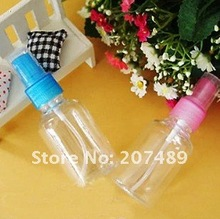50CC NEW Perfume Atomizer Sprayer Spray Bottles Transparent Small Empty Spray Bottle 50ML