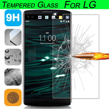 9H Tempered Glass Screen Protector for LG Spirit H422 V10 G4 G Flex2 L70 G Pro2 JOY Nexus 4 Nexus 5 Protective Film Cover Case