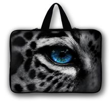 "Cool Cat 10"" 10.1"" Laptop Handle Bag Netbook Sleeve Case For Asus EEE Pad Acer Aspire One"